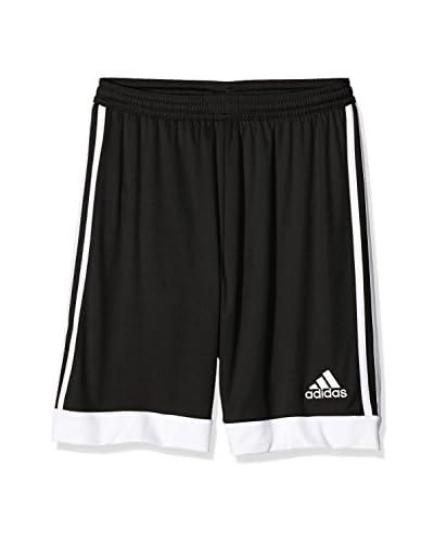 adidas Shorts TAST 15 SHO B blau/weiß