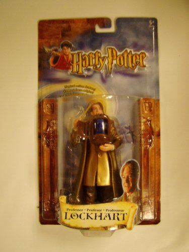 Picture of Mattel Harry Potter Professor Lockhart Action Figure (B004BTVFFA) (Harry Potter Action Figures)