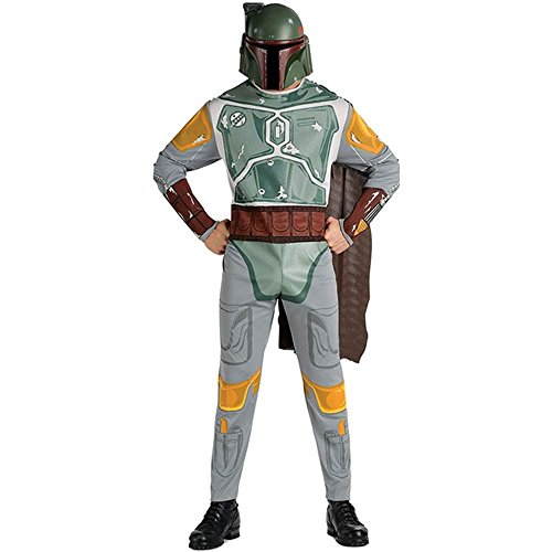 Adult Star Wars Boba Fett Costume