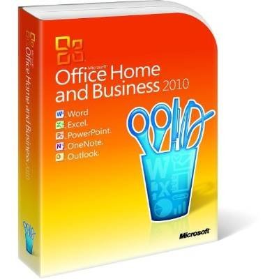 Microsoft Office Home & Business 2010 – 2PC/1User (one desktop and one portable) (Disc Version)