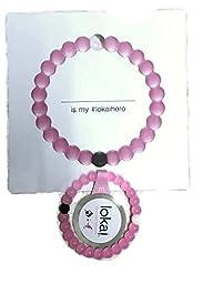 Lokai Pink Limited Edition Bracelet