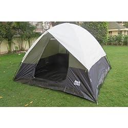 Amaze Auto Pop Up Camping Tent, 7-8 person (Multicolor )