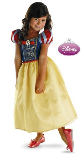 Child Classic Snow White Costume