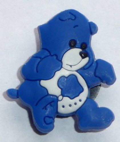 Grumpy Blue Bear in Care Bears JIBBITZ Crocs