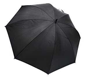 ProActive 62-Inch Ultra-Lite Golf Umbrella, Black