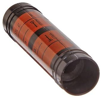 Burndy ES2W2W Insulink Service Entrance Sleeve, 3, 4 Str. 2 Sol. Side A/3, 4 Str. 2 Sol. Side B, Orange/Orange (Pack of 100)
