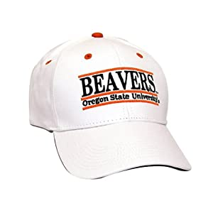 Oregon State Beavers &quot;BEAVERS&quot; The Game Classic Bar Adjustable Cap with Mascot Name