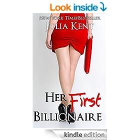 Her First Billionaire (Her Billionaires Series #1)