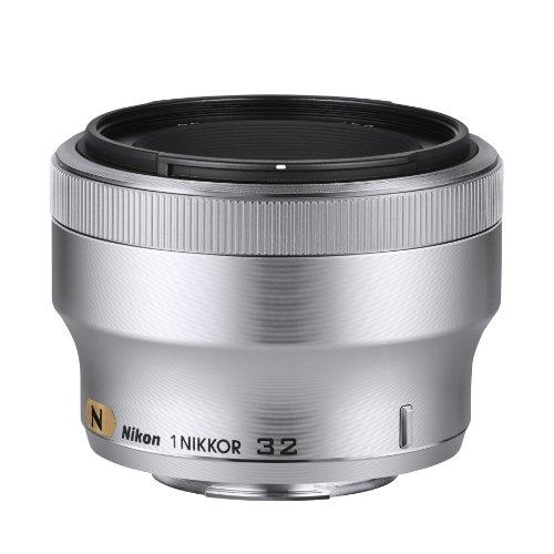 Nikon 1 NIKKOR 32mm f/1.2 (Silver) picture