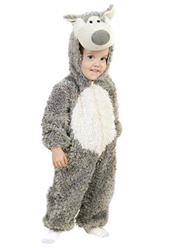 Princess Paradise Boys Big Bad Wolf Costume, Medium