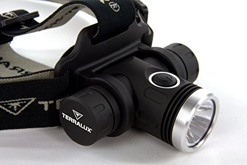 TerraLux TLH-50 LED 540 Lumens Headlamp