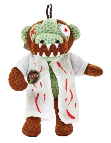 """Yarn Zombies Lab Monkey """"Lobez"""" The Edu JUJU"""