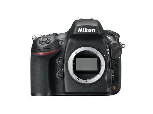 Nikon D800 Digital SLR Camera (Body Only)