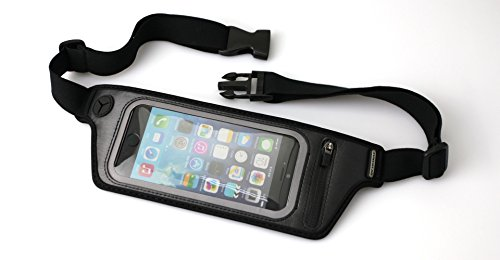 Tunewear JogPocketv3 for Smartphone V3 for iPhone, iPod touch, other Smartphones - Black