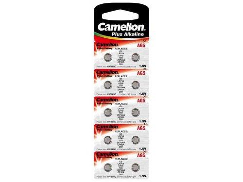 Pile alcaline camelion aG 5 (10 pièces)