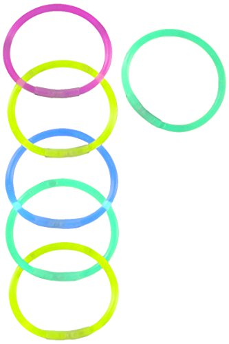 Darice Glow Sticks Bracelet, 6-Pack