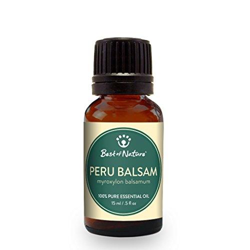 Peru Balsam Essential Oil - 1/2 oz (15 mL) - 100% Pure & Natural!