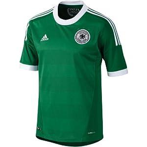 adidas Herren Trikot DFB Away 2012, grün/weiß, XXXL, X21412