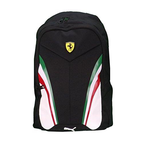 Ferrari F1 da corsa Replica SF Puma zaino nero ufficiale 2016