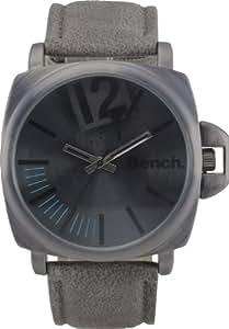 Bench - BC0387GYGY - Montre Homme - Quartz Analogique - Bracelet