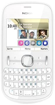 T�l�phone GSM NOKIA ASHA 200 BLANC