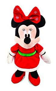 Kids Preferred Disney Baby: Minnie Mouse Holiday Plush