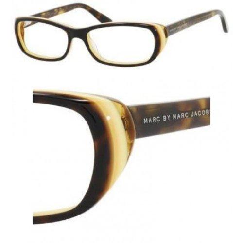 Marc By Marc JacobsMarc by Marc Jacobs MMJ573 Eyeglasses-0C92 Havana Yellow Orange-52mm