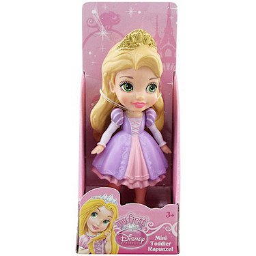 My First Disney Princess Mini Toddler Doll Rapunzel