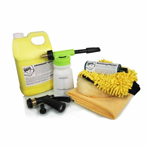 Chemical Guys Hol_302 - Foam Blaster 6 Foam Wash Gun Kit (7 Items) front-247418
