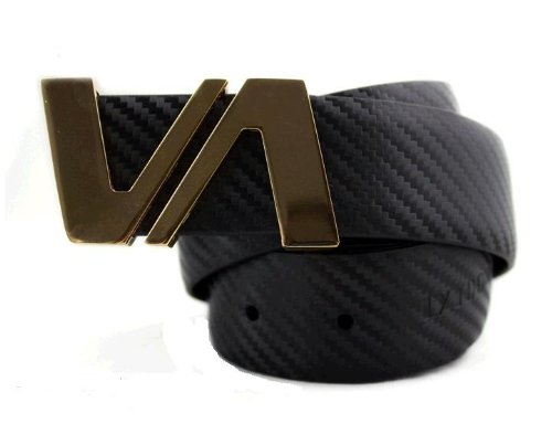 CA Men's Reversible Belt Color Black Size Medium