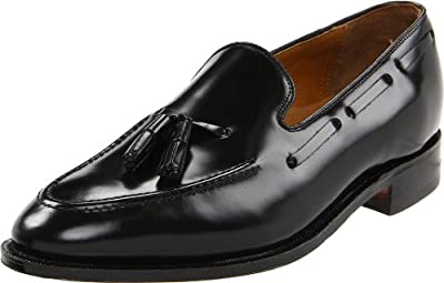 Johnston & Murphy Men's Melton Tassel Slip-On