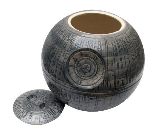 Zeon Star Wars Death Star Ceramic Cookie Jar