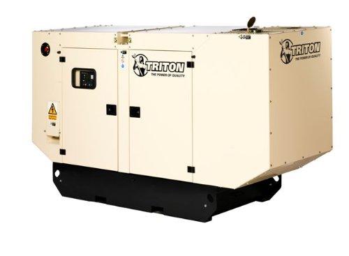 100 Kw Triton Diesel Generator - Epa Certified