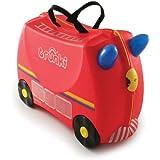 Trunki - 9220007 - Jeu de Plein Air et Sport - Ride-on - Voiture de Pompier - Freddie