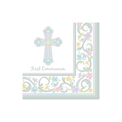 Blessed Day Communion Lunchoen Napkin
