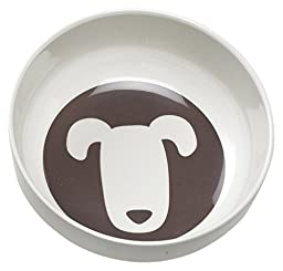 ORE Pet Shadow Dog Bowl - Dusty Brown