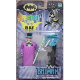 Spectrum of the Bat: Batman Technocast Jervis Tetch - 1