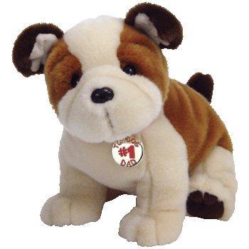 Ty Beanie Buddies Top Dog - Father's Day Dog - 1