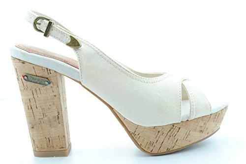 Wrangler scarpe donna sandalo con tacco WL141522