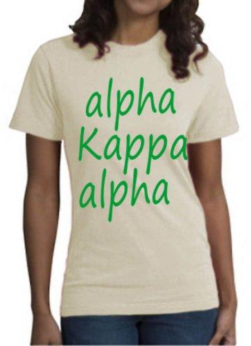 Alpha Kappa Alpha Scripty T-Shirt