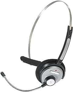 Callstel Bluetooth-Headset mit Schwanenhals-Mikrofon