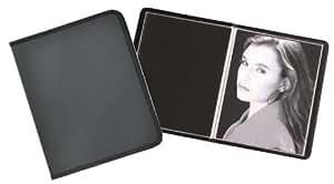 """Filexec, 93630, Art Presentation Book, 24 Pocket, 11"""" x 14"""", 1 Each Black"""