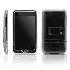 Macally IceCase Protective Hard Case Specially Designed for 2nd Gen iPod Touch - Clear