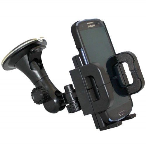 Xenda Universal Windshield Car Mount Window Suction