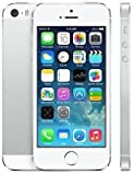 GadgetPod - DUMMY Iphone 5s to scale model 1:1 Great for phone shop display or childs toy (White Silver)