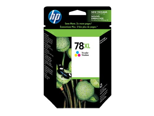 HP 78 Large - Cartouche d'impression - 1 x couleur (cyan, magenta, jaune) - 970 pages