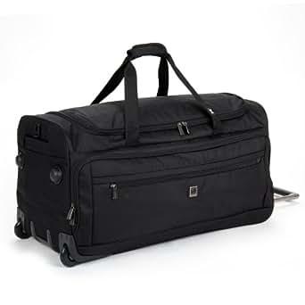 Delsey Luggage Helium X'Pert Lite 2.0 28 Inch Trolley Duffel, Black, One Size