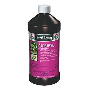 Voluntary Purchasing Group Hi-Yield 10197 Carbaryl Garden Spray, 16-Ounce