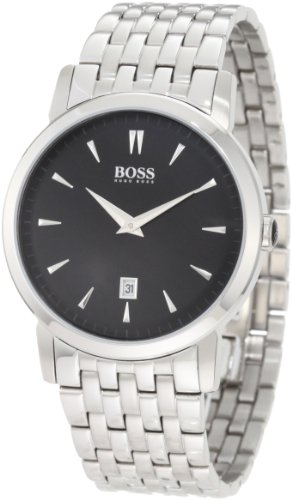 Hugo Boss Men's 1512720 HB1013 Classic Ultra Slim Watch