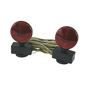 Valley 52000 Magnetic Towing Light Kit